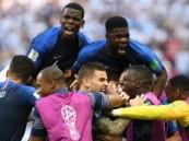ملخص وأهداف مباراة فرنسا والأرجنتين فى كأس العالم