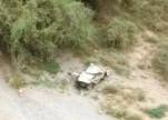 وفاة 3 أفراد من أسرة واحدة وإصابة رابع في حادث مروع بجازان