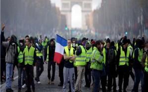 إلقاء القبض على المتحدث باسم حركة «السترات صفراء» (فيديو)