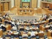 #الشورى يدعو إلى وضع آليات وإجراءات لتقبيل الحجر الأسود
