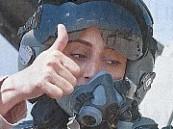 مريم أول فتاة برتبة طيار مقاتل في سلاح الجو الإماراتي