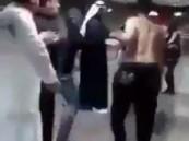 شاهد.. مشاجرة بالعصي داخل قسم الحوادث بمستشفى كويتي