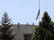 إطلاق نار على السفارة الأمريكية في أنقرة من مركبة مجهولة