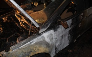 حارق مركبات بريدة في قبضة شرطة القصيم (صور)