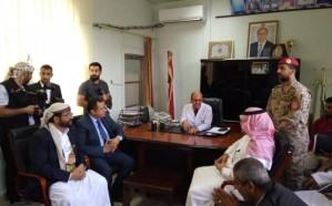 سفير المملكة باليمن يعلن الموافقة على إنشاء مطار إقليمي في مأرب