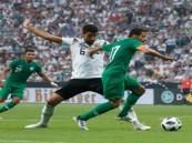 الأخضر يخسر وديا أمام ألمانيا 2-1