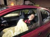 أمريكي يهجر بيته ويعيش في سيارة بسبب تعنيف زوجته