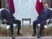 """معلومات جديدة عن زيارة تميم لـ""""أردوغان"""".. تعرف عليها"""