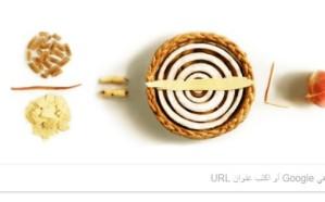 ما هو يوم العدد ط الذي يحتفي به جوجل؟