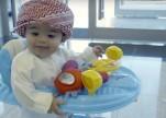 الإمارات تنفي تعيين «رضيع» في منصب رسمي