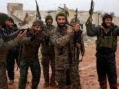 مقتل 8 مسلحين موالين للأسد إثر «غارة مجهولة»