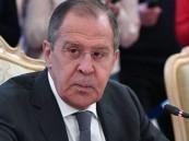 لافروف:ندعو الأمم المتحدة للمساهمة بتوفير الظروف الملائمة لعودة لاجئي سوريا