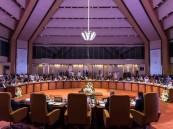 انطلاق أعمال المجلس الوزاري الاقتصادي والاجتماعي للقمة العربية الـ 29