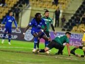 """أهداف مباراة الهلال والنفط.. 2-0 لـ""""الزعيم"""" (فيديو)"""