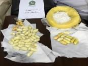 جمرك مطار الطائف يُحبط 3 محاولات لتهريب أكثر من 2 كيلو و600 جرام من المواد المخدرة