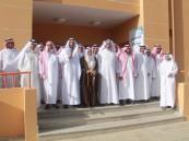 مدرسة المجاردة تحتفل باليوم المفتوح بمبناها الجديد