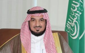 """"""" المدلج """" يزور مصابي حادثة رافعة الحرم"""
