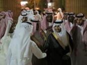 الشيخ عيد القرني يحتفل بزفاف أبنائه في حضور عدد من الوجهاء