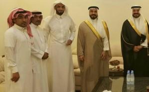 الأميران الشعلان ينجحان في إنقاذ رقبة السلمي من حد القصاص