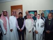 أعضاء جمعية الثقافة والفنون يشاركون القنصلية الهندية في إحتفالهم بمهرجان المأكولات الهندية