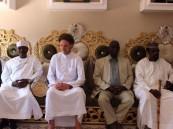 مهرجان ورد الطائف يجذب عدد من الدبلوماسيين لزيارته