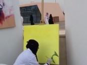 التشكيلية عرفات العاصمي: أصبح أهل الطائف متذوقون للفن التشكيلي وداعمون له