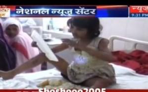 ماوكلي يعود إلى أدغال الهند .. الشرطة الهندية تعثر على فتاة تعيش مع القرود
