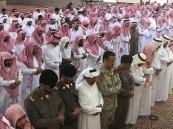 """تشييع جثمان الشهيد """"فايز المالكي"""" بمسقط رأسه بالقريع بني مالك"""