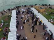 العصيمي : تم القبض على اللصوص بمهرجان الورد وتسليم المسروقات