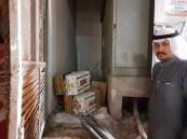 كهرباء حي المسفلة بمكة في خطر