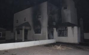 """تفحم مواطن إثر حريق منزل في """"بريدة"""""""