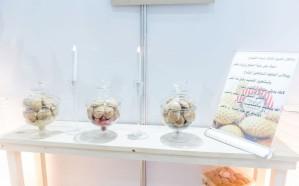 مهرجان الكليجا يبهر الزوار ويكسب إعجابهم.. والملقبة بالمتميزة تكشف عن فكرتها