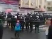 شاهد.. مظاهرات في أصفهان تطالب بإسقاط الملالي