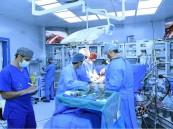 منظمة البلسم الدولية تنجز 42 عملية جراحية للقلب منذ وصولهم لمدينة المكلا