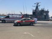 هكذا أنقذ حرس حدود مكة بحار روسي تعرض لأزمة قلبية وسط البحر