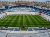 ثلاث مدن روسية تستضيف مباريات المنتخب السعودي في دور المجموعات بكأس العالم 2018