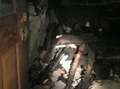 وفاة شخص وإصابة امرأة إثر حريق شقة في الأحساء