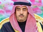 """"""" اللويحق"""" يستجيب لدعوة مواطن عبر قصيدة غرد بها آل حامد"""
