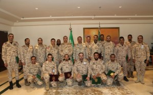 الحرس الوطني بالقطاع الغربي يحتفل بتخريج (3) دورات في الحاسب الآلي
