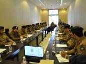 """""""آل كاسي"""" يعقد اجتماع لمدراء إدارة مدني المحافظات"""