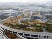 حديقة على السطح تدخل موسوعة غينيس في كوريا
