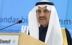 العيبان : المملكة ترى أن تعزيز وحماية حقوق الإنسان من الإرهاب ، يقتضي اعتماد صك دولي يعرَّف الإرهاب بجميع أشكاله وصوره تعريفاً محدداً