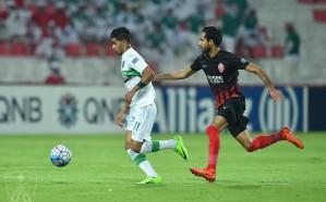 الأهلي السعودي يتأهل إلى الدور ربع النهائي بفوزه على الأهلي الإماراتي