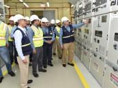 الكهرباء تنفذ مشروعات بقيمة (4250) مليون ريال