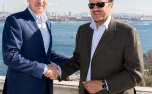 الأمير سلطان بن سلمان يعلن إقامة معرض روائع الآثار السعودية في إسطنبول الصيف القادم