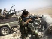"""الأكراد يحررون """" قرنة"""" ويستولون على الآليات العسكرية لقوات أردوغان بعفرين"""