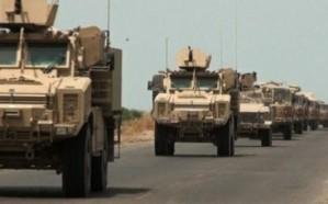 الجيش اليمني يسيطر على الخط الدولي الرابط بين مدينة صعدة والبقع