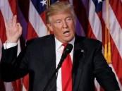 الرئيس الأمريكي : الضربات سوف تستمر حتى ينتهي استخدام النظام السوري للأسلحة الكيميائية