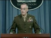 وزير الدفاع الأمريكي يوضح حقيقة التنسيق مع الجانب الروسي بشأن الضربات فى سوريا