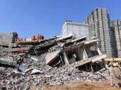 انهيار مبنى من 6 طوابق قرب نيودلهي
